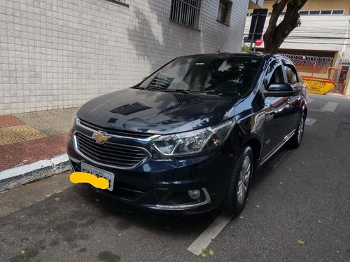 Imagem 1 de 5 de Chevrolet Cobalt 2017 1.8 Ltz Aut. 4p