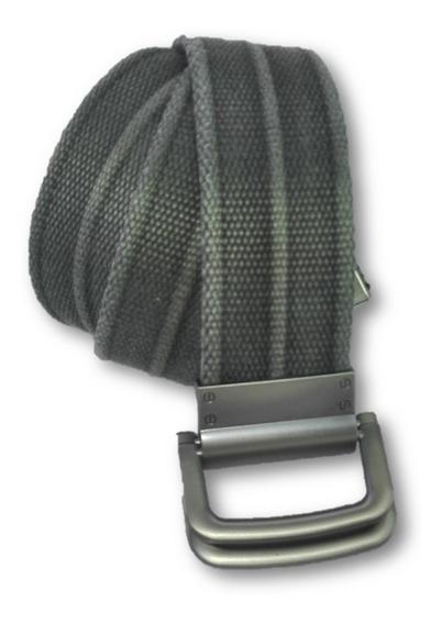 Cinturón De Cinta Ajustable Color Verde M Para Hombre Cgv