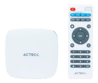 Tv Box Acteck Ac-927956 Penta Core 1.0 Ghz Android 7.1 4k