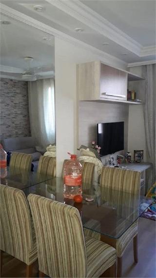 Apartamento Recém Construído Para Venda No Campo Limpo - 273-im456306