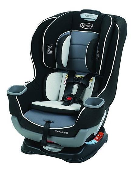 Car Seat/cadeirinha Graco Extend2fit Convertible, Gotam