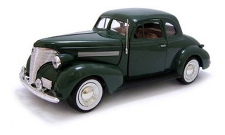 Chevrolet Coupe 1939 Escala 1:24 Motormax