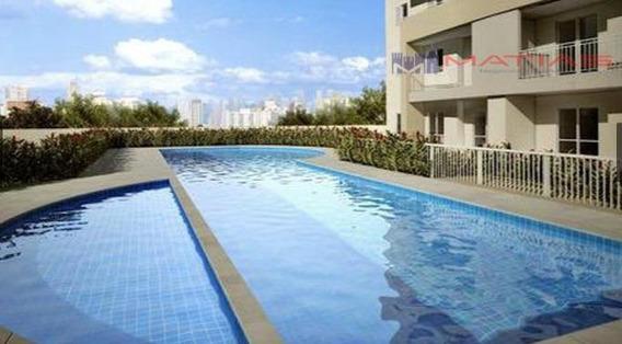 Apartamento Residencial À Venda, Vila Invernada, São Paulo. - Ap0571