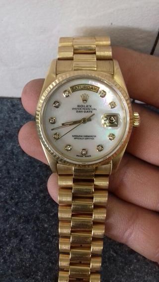 Rolex Presidente 18k