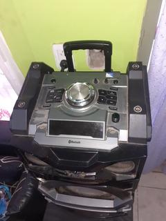 Parlante Panasonic Sc Cmax5