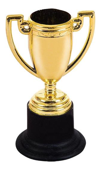12 Copa Trofeo Estatuilla Premio Dorado Deportivo Fiesta Fh3