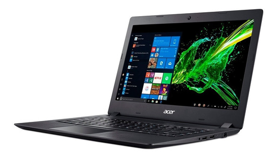 Laptop Acer Amd A9 Ssd 128gb Pantalla Hd 14