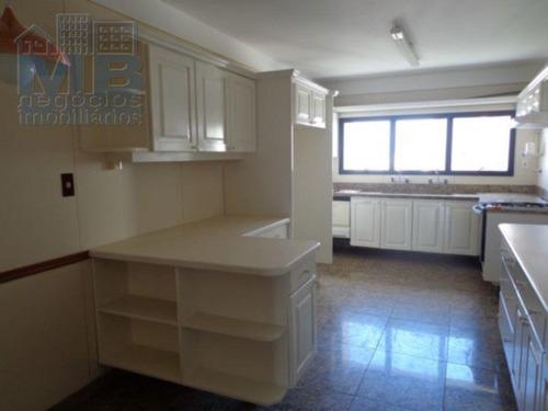 Apartamento Residencial Para Locação, Santo Amaro, São Paulo - . - Ap2068