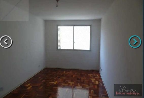 Apartamento Em Santa Cecília - Cód. De Referência: 7734. - A7734