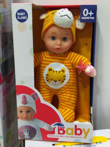 Bebé Para Siesta Con Sonidos Y Luces