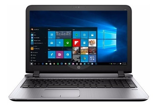 Hp Probook 450 G3, Led 15.6 , Intel Core I7 6500u 2.5ghz, 8g