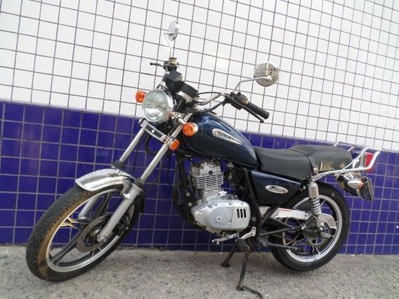 Suzuki Intruder 125 Naked