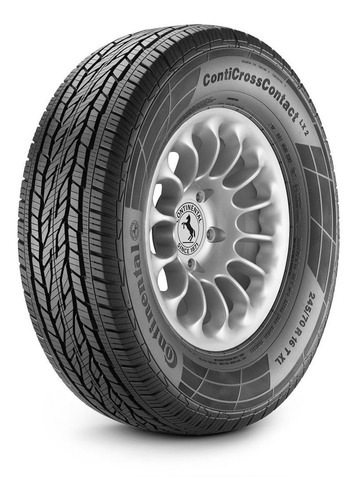 Neumático Continental ContiCrossContact LX 2 215/60 R17 96H