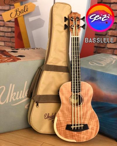 Imagem 1 de 7 de Basslele Seizi Bora Bora Plus Elétrico Bag Okume