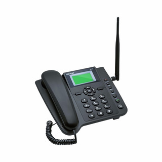 Celular De Mesa Quadriband - Ca-40