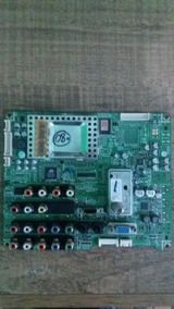 Placa Principal Tv Samsung Md:ln26r71bax Cd:bn41-00823c