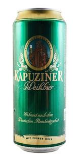 Cerveza Kapuziner Weissbier Lata 500ml