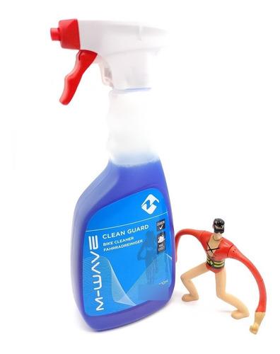 Imagen 1 de 5 de Limpiador Shampoo Cuadro Y Comp. Bicicleta Bike Cleaner