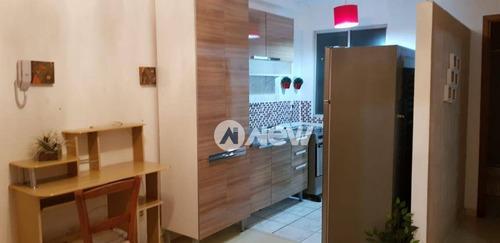 Imagem 1 de 16 de Apartamento Com 2 Dormitórios À Venda, 38 M² Por R$ 126.000,00 - Hamburgo  Velho - Novo Hamburgo/rs - Ap2499