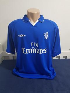 Camisa Chelsea 2001 -2003