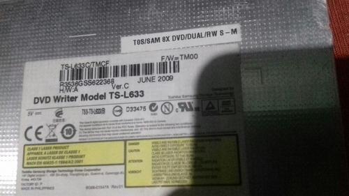 Dvd Writer Modrlo Ts.l633. Driver Gravadora Pra Notebook