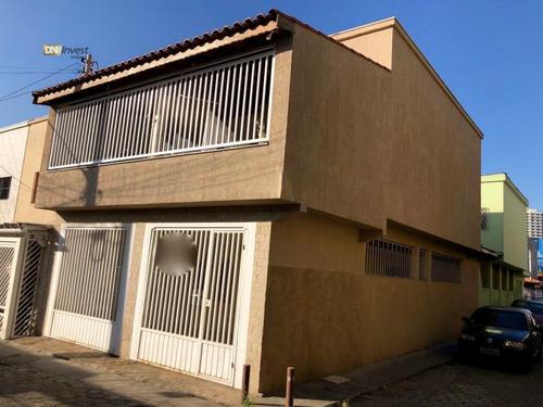 Sobrado A Venda No Bairro Vila Renata Em Guarulhos - Sp.  - 1590-1