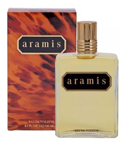 Imagen 1 de 1 de Perfume Aramis Para Caballero De Aramis 240 Ml