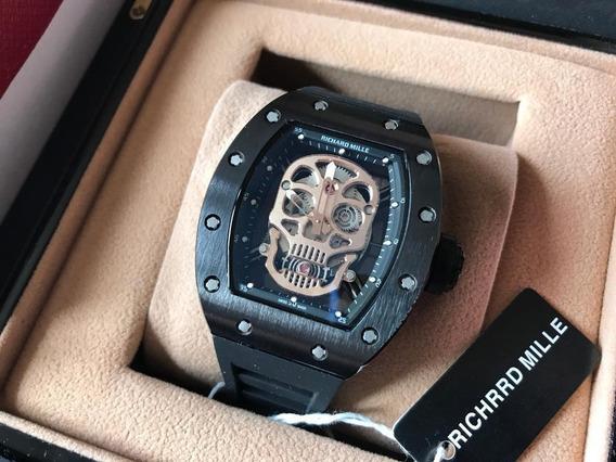 Reloj Richard Mille Skull Rm