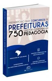 Prep P Concurs De Prefeituras 750 Quest Coment Em Pedagogia