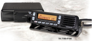 Radio Movil Kenwood Tk7180h Vhf Con Cabezal Remoto