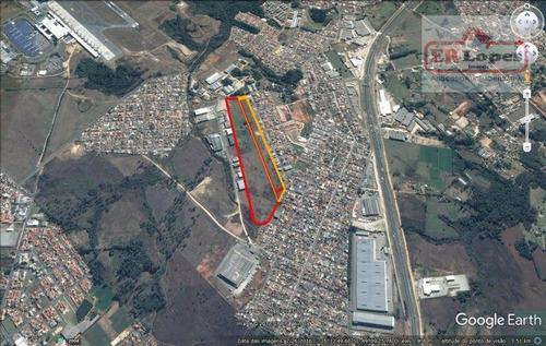 Área Residencial À Venda, Colônia Murici, São José Dos Pinhais. - Ar0003