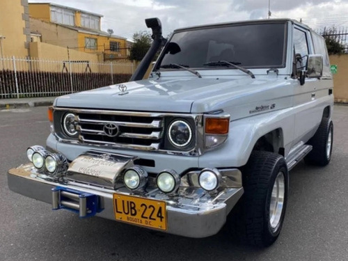 Toyota Land Cruiser Carpada Mt 4500cc Aa 4x4