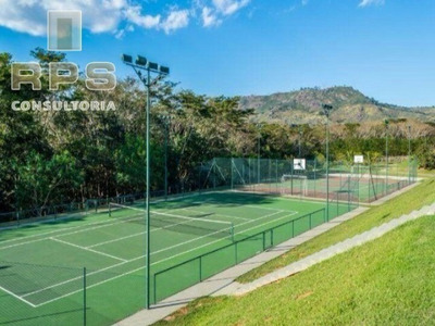 Lindo Terreno Condomínio Figueira Garden Em Atibaia - Tc00101 - 4923578