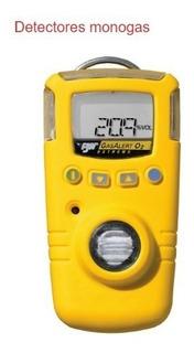 J Seg Detector Gas Alert Extreme B W (detector De Un Gas)