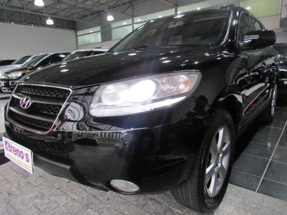 Hyundai Santa Fe Gls 2.7 V6 4x4 (7 Lug) Gasolina Automátic