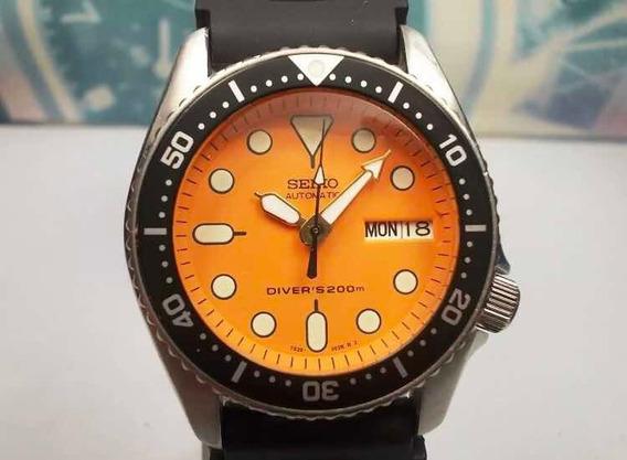 Relógio Seiko Diver Automático