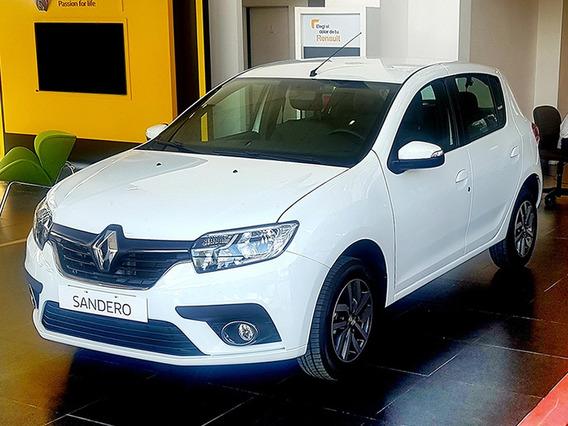 Renault Sandero Ph2 Intens 1.6 Cvt 2020 0km Contado