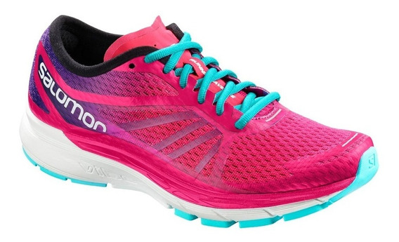 Zapatillas Salomon Sonic Ra Pro W Mujer - Running