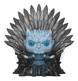 Funko Pop Game Of Trhones 74 Night King En Trono De Hierro