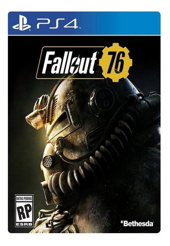 Imagen 1 de 2 de Fallout 76 Standard Edition Bethesda PS4 Digital