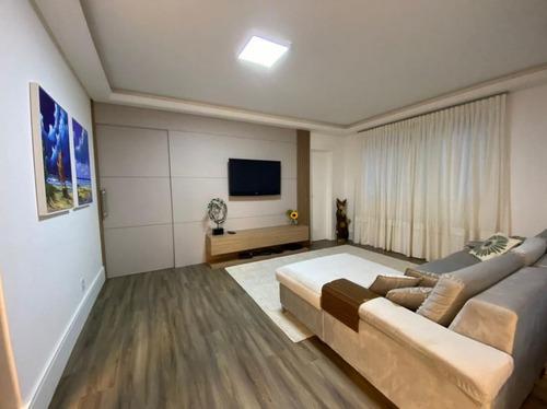 Apartamento Mobiliado 3 Suítes Com 2 Vagas De Garagem Localizado Na Barra Norte Em Balneário Camboriú - 1756_1