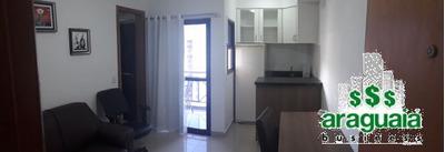 Apartamento Flat Com 1 Quarto No Cristal Place - Araguaia1710-l