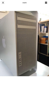 Mac Pro 5.1 Xeon 8 Core, 25gb Ram, 1.5tb Hd, Vídeo Hd5770