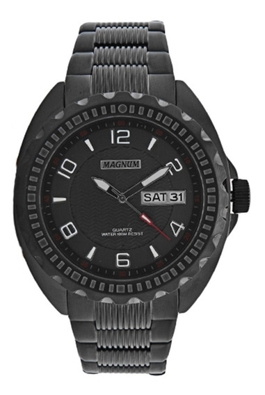 Relógio Magnum Ma 32452 C Masculino- Esportivo Analógico