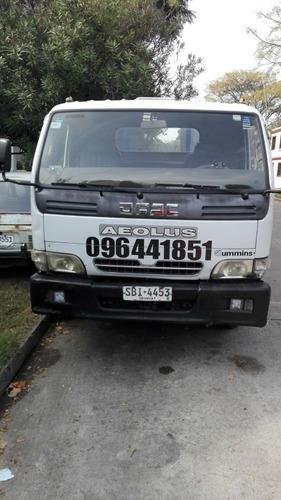 Auxilios Y Traslados De Vehículos Las 24 Hs