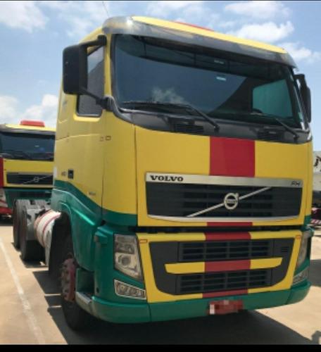 Imagem 1 de 6 de Volvo Fh 440 6x4 I-shift 2011