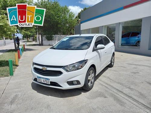 Chevrolet Prisma Ltz 2018 Blanco 4 Puertas