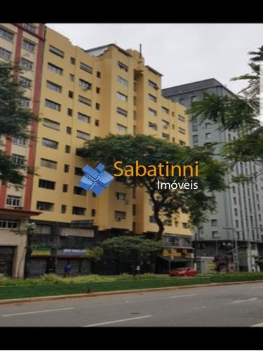 Apartamento A Venda Em Sp Republica - Ap04109 - 69215229