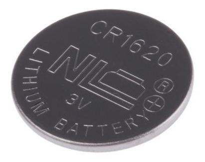 Bateria Pila Boton 3v Control 1620 1632 Reloj Pc 6 Unidades