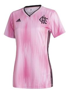 Camisa Flamengo Feminina Lançamento - Envio Em 24h